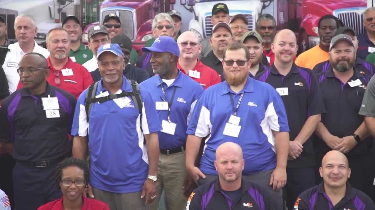 2019 South Carolina Truck Driving Championships