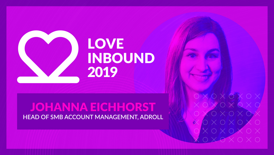Johanna Eichhorst - Love Inbound