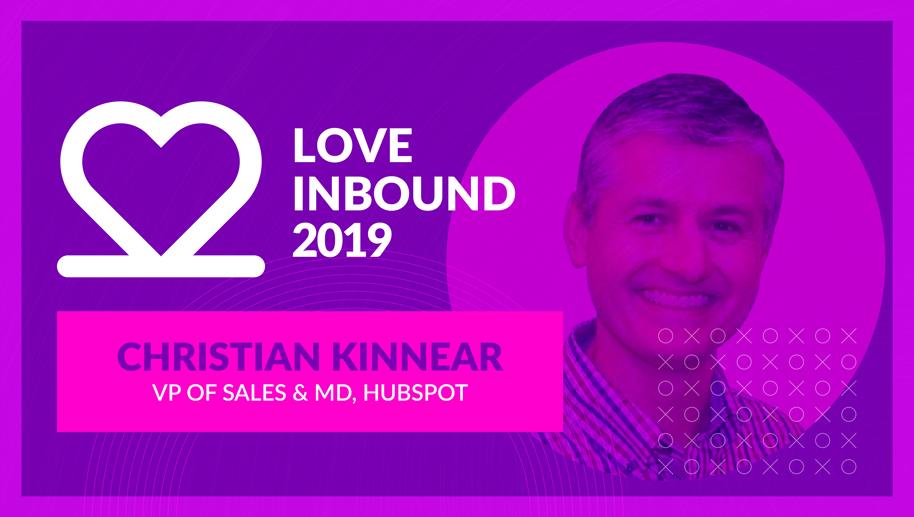 Christian Kinnear - Love Inbound