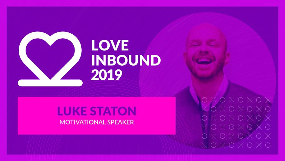 Luke Staton Love Inbound Talk