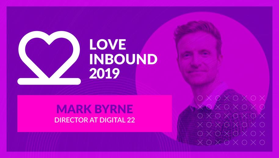 Mark Byrne - Love Inbound