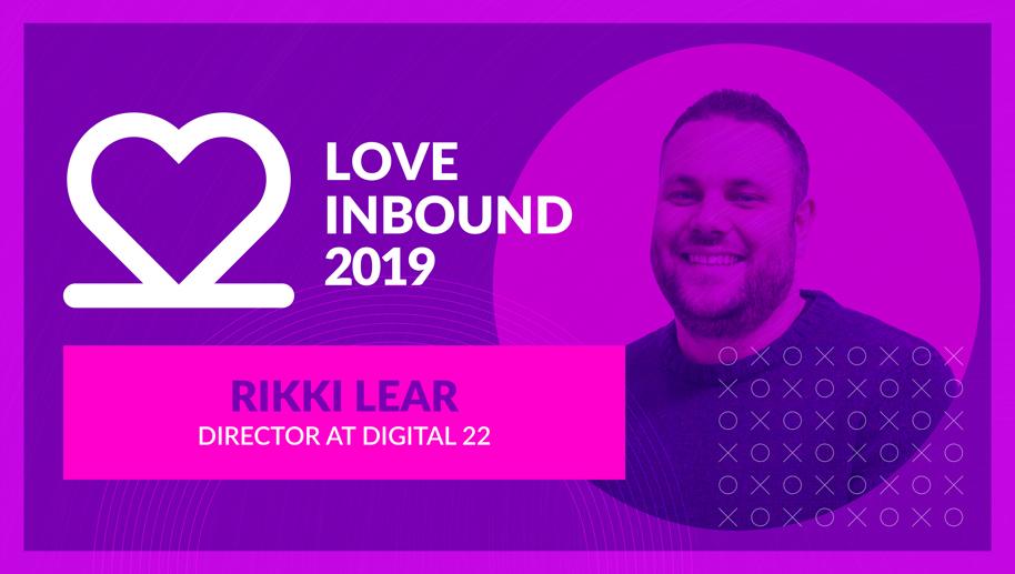 Rikki Lear - Love Inbound