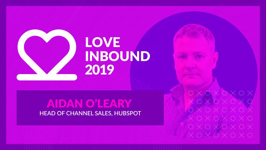 Aidan O'Leary - Love Inbound