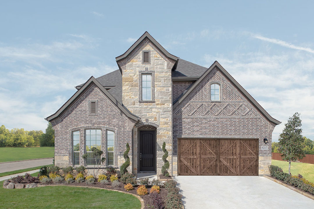 Summer Model Home | Lakes of River Trails