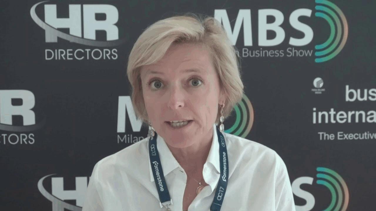 European HR Directors Summit 2019 - Maria Pedrinelli
