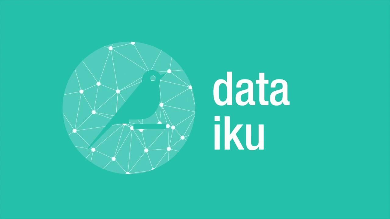 Dataiku: For Everyone in the Data-Powered Enterprise