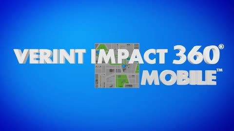 Verint Impact 360 Mobile