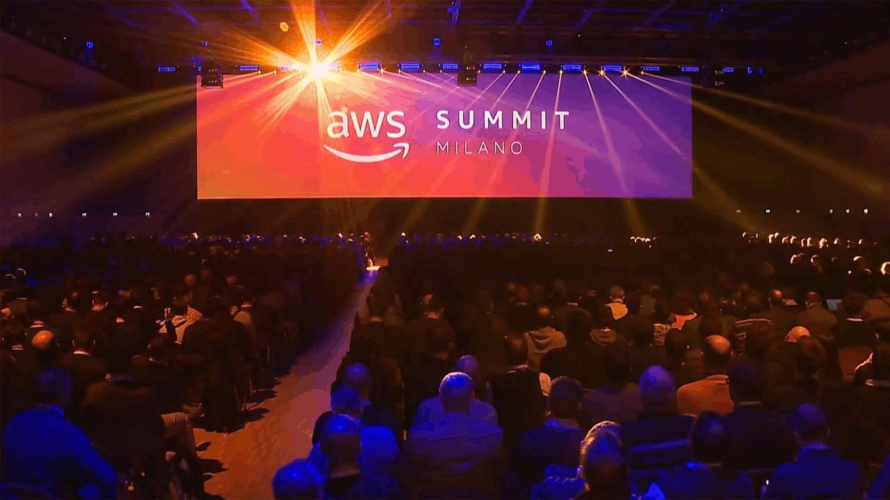 AWS Summit Milano 2019 | Keynote [Italian]