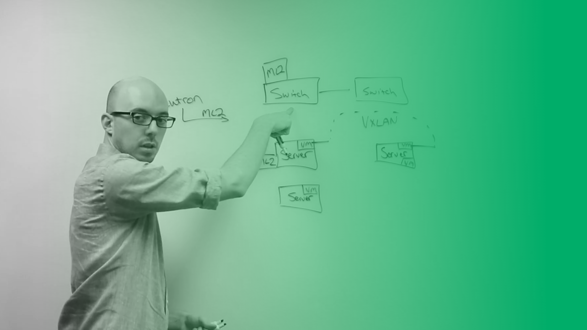 Web-scale Whiteboarding: OpenStack Overview 03 - Neutron, ML2 plug-in