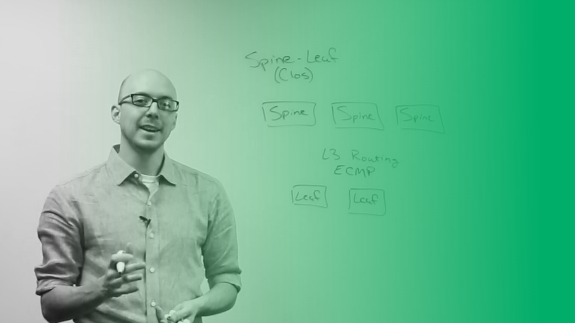 Web-scale Whiteboarding: OpenStack Overview 04 - Spine Leaf