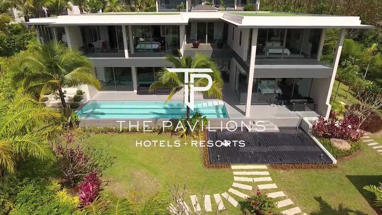 The Pavilions Phuket - Luxury Private Pool Villa