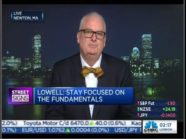 Lowell's predictions on the 3-rate hike