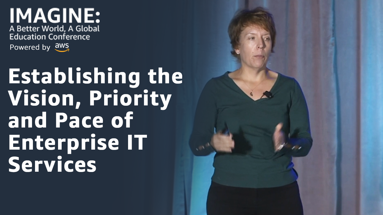 Establishing the Vision, Priority, and Pace of Enterprise IT Services