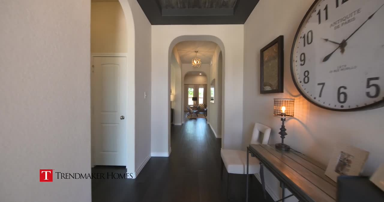 Kensington Model Home | Chisholm Trail Ranch