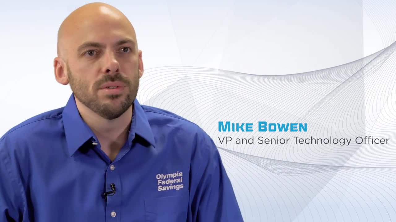Olympia Federal Savings protects customers leveraging FireEye network security and intelligence