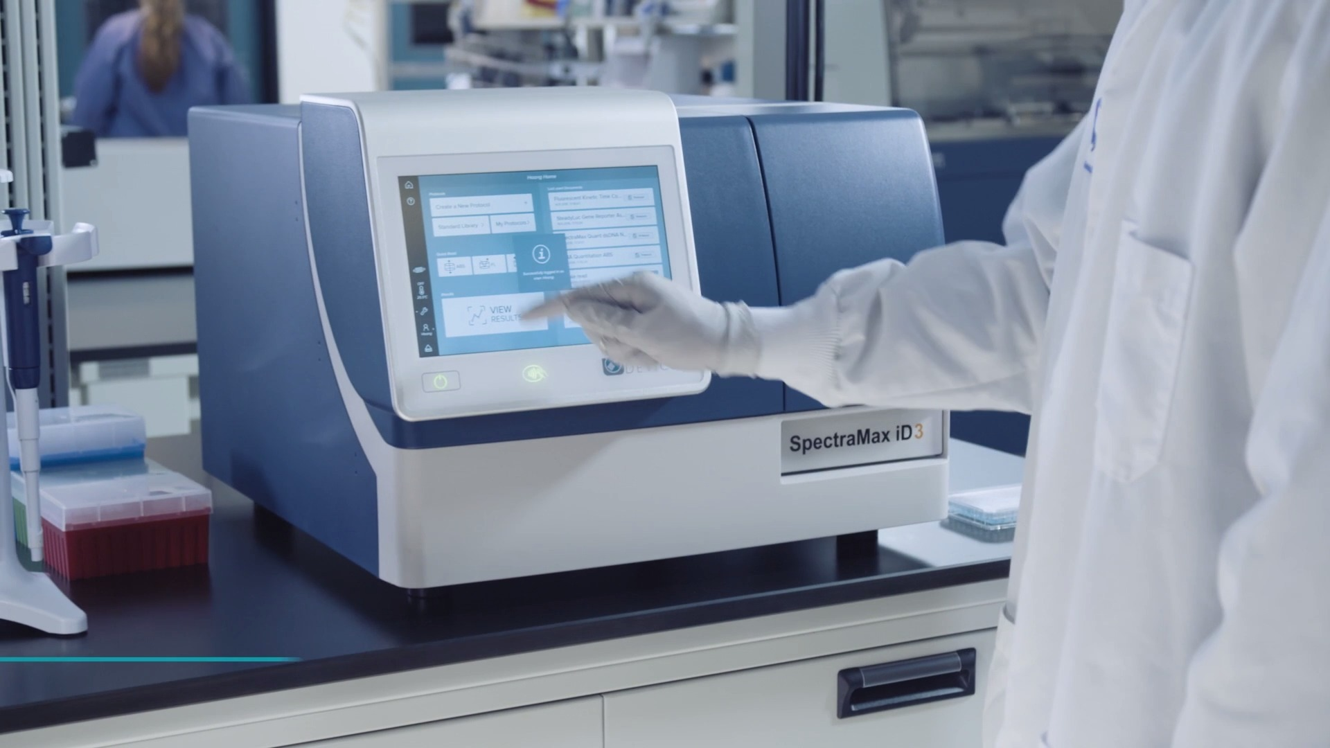 SpectraMax iD3 Multi-mode Microplate Reader
