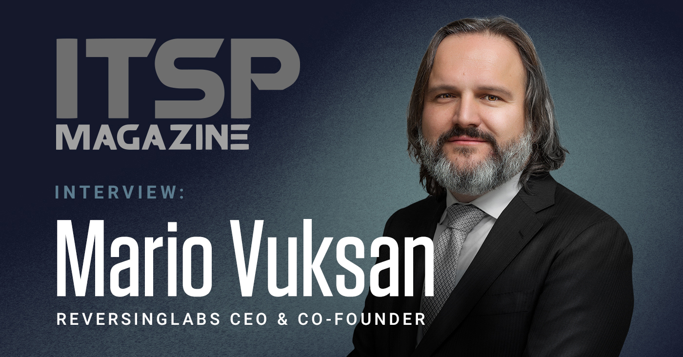 ITSP Magazine Podcast  with Mario Vuksan