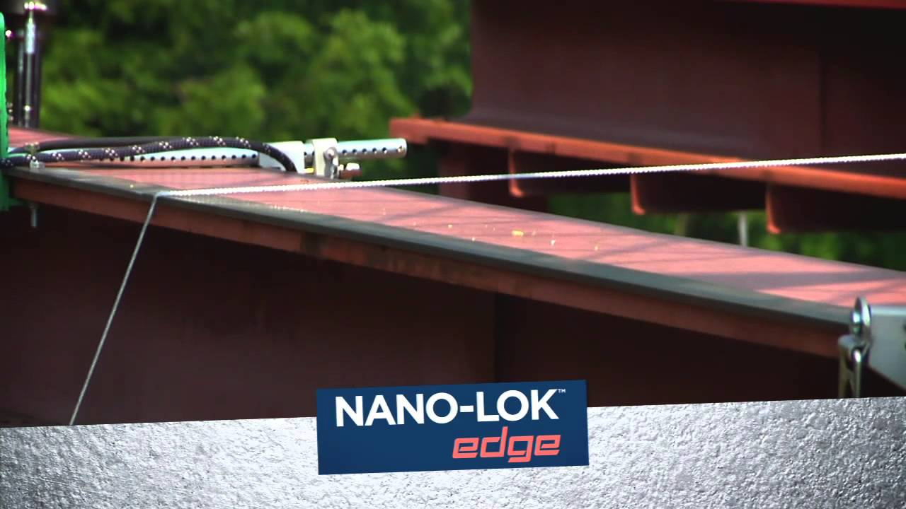 Keyline Safety: Nano-Lok edge Self Retracting Lifelines