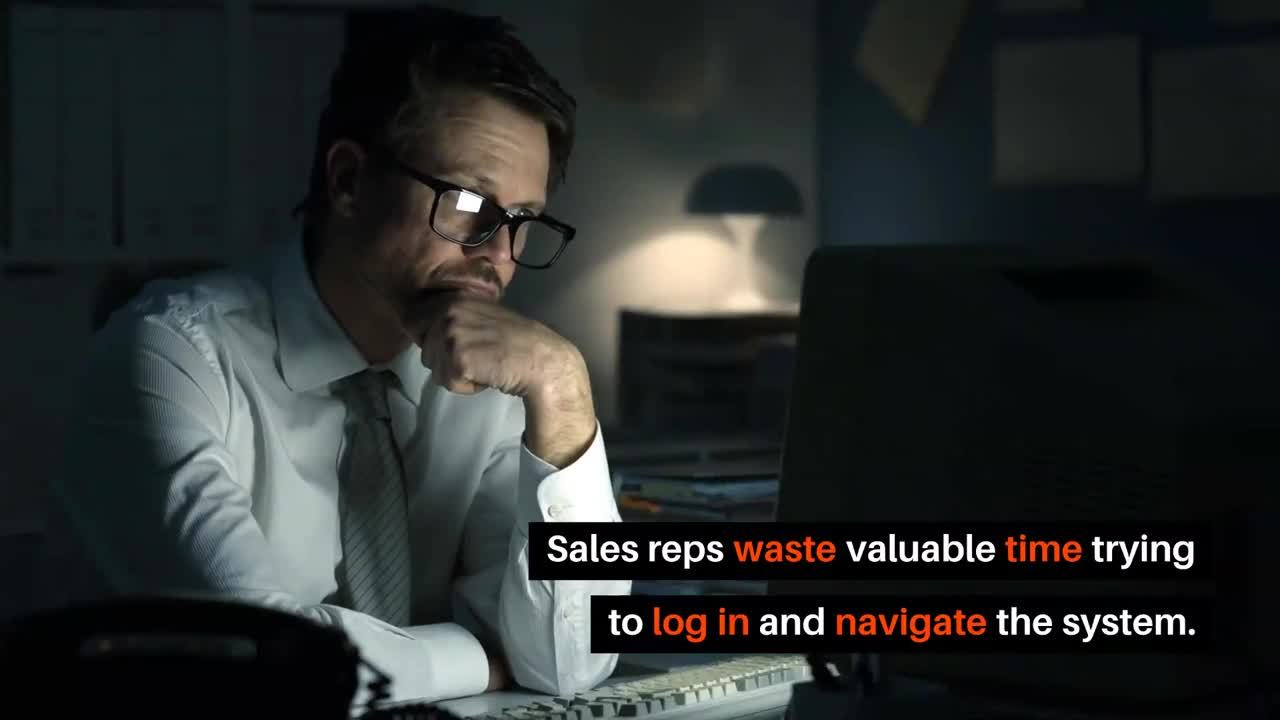 How much time do your sales reps waste on small tasks