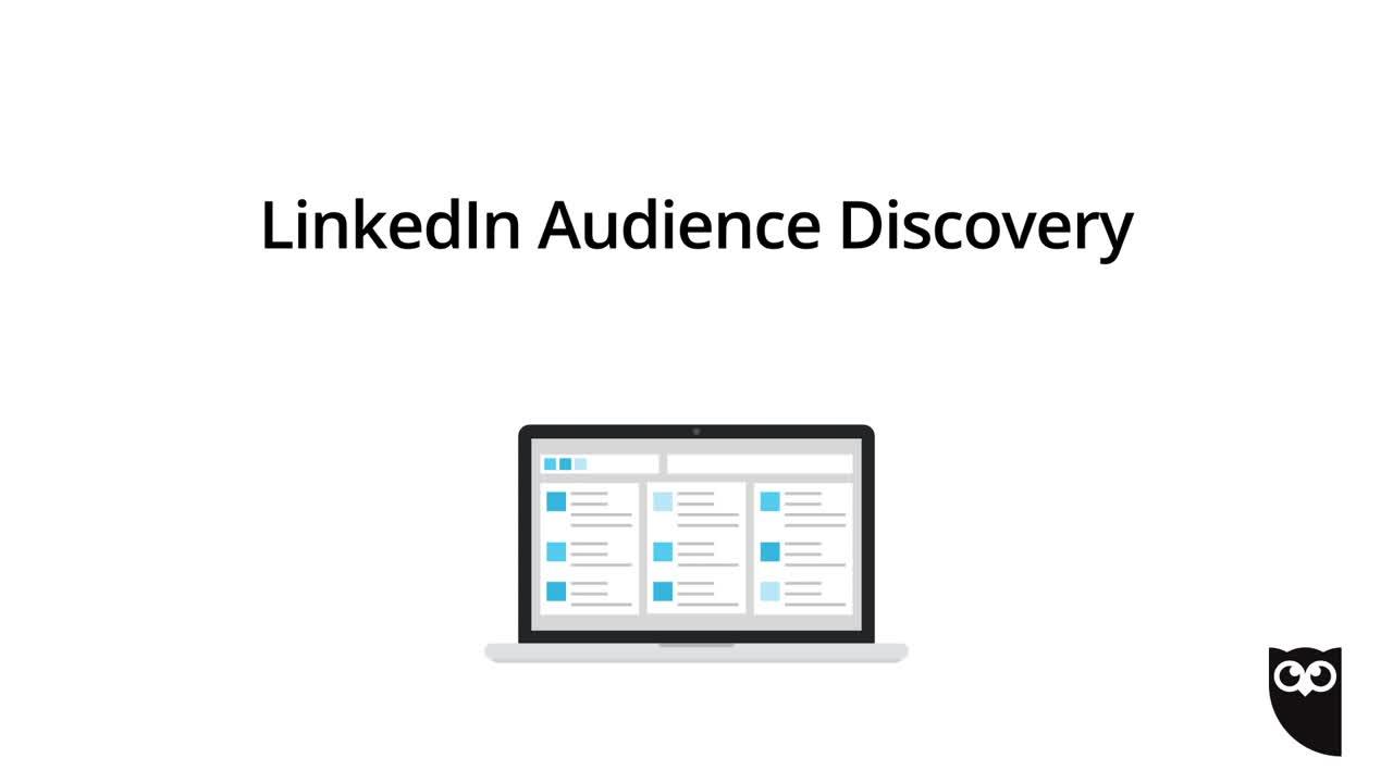 LinkedIn Video zur Entdeckung des Publikums