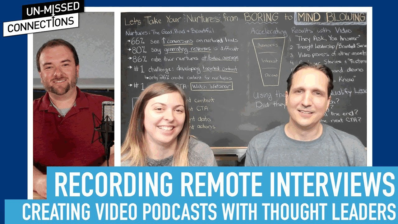 Fantastic Video Podcasts and How to Record Them 8