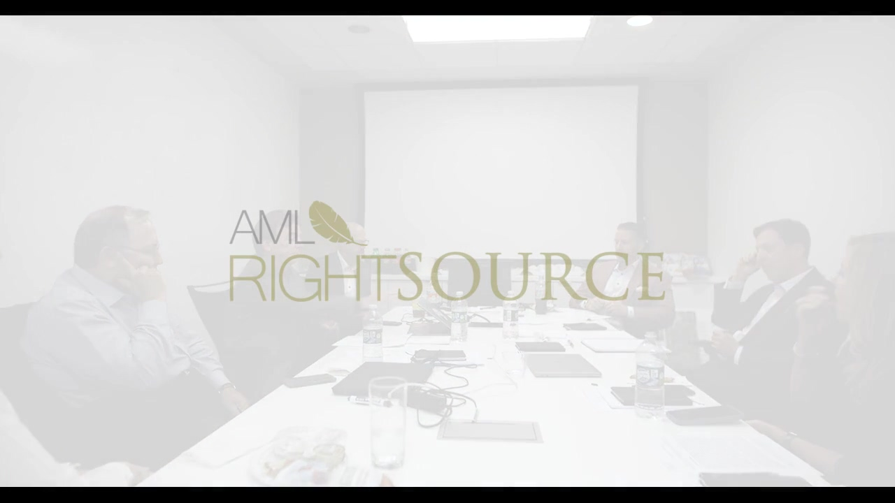 AML Rightsource Advisory Board
