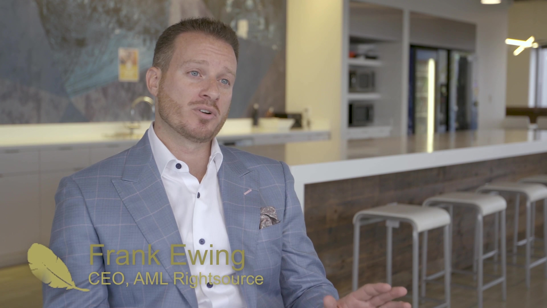 AML RightSource CEO Frank Ewing