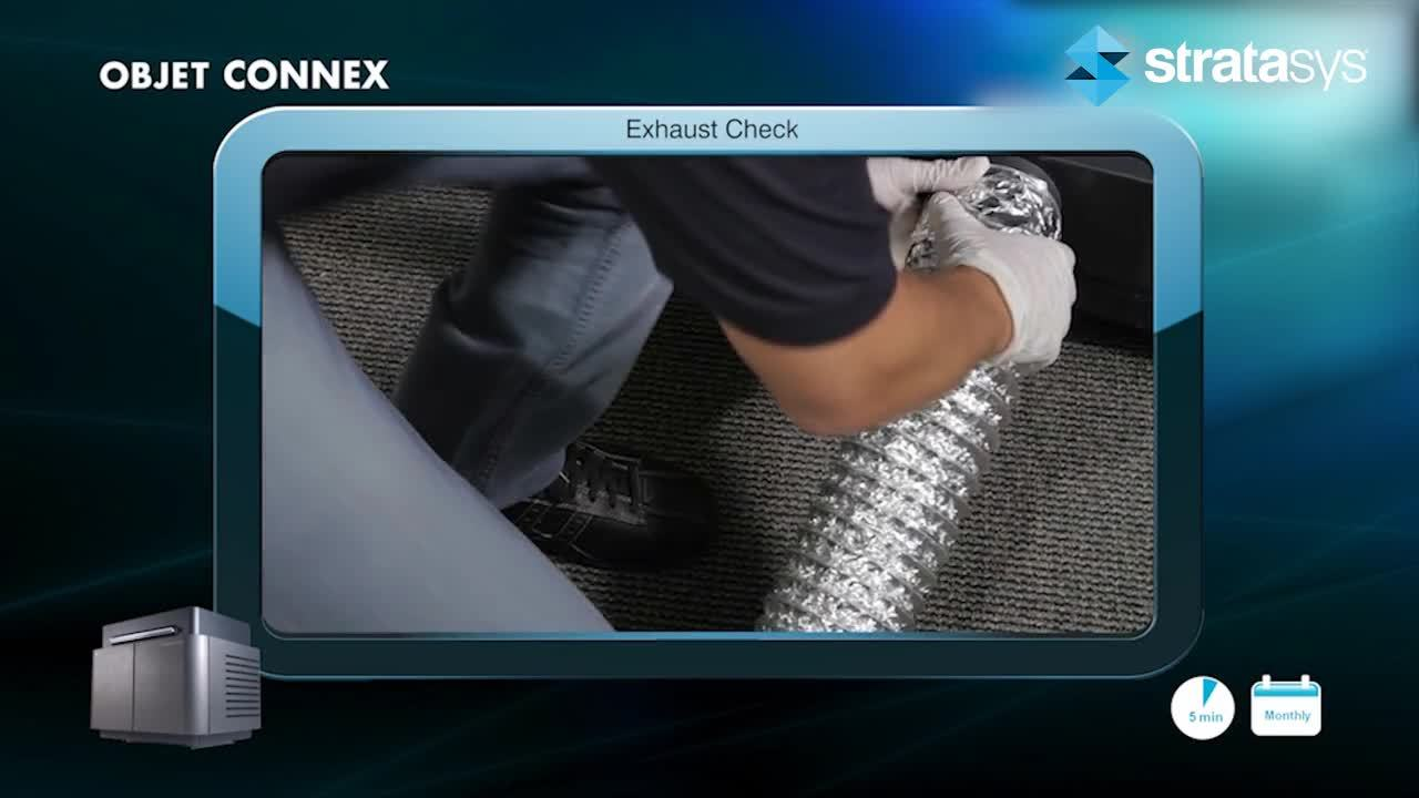 Exhaust Check - Connex