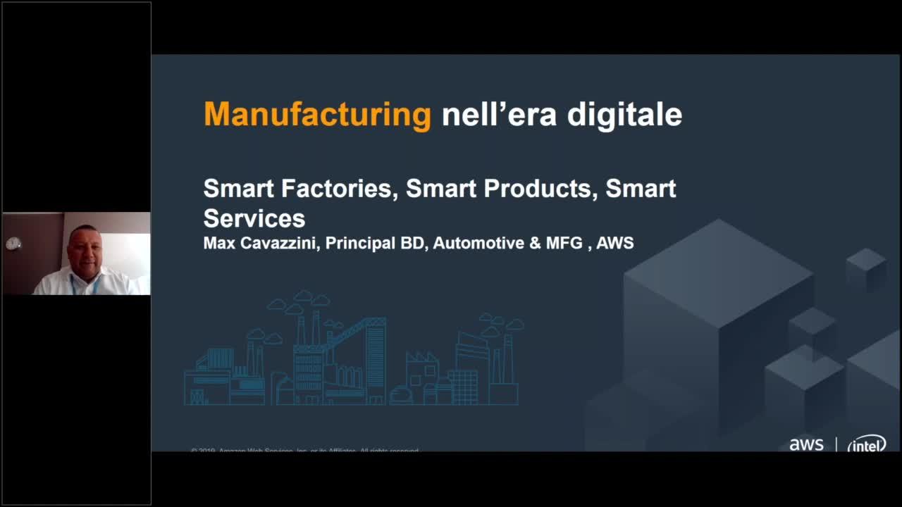 Smart Factories, Smart Products, Smart Services