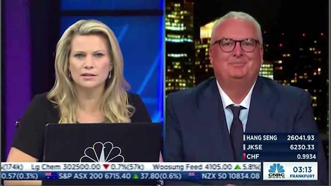 Lowell on CNBC: Impeachment Process and Market Volatility