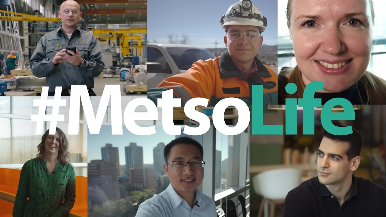 Metso - Working at Metso