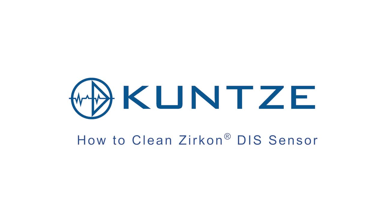 Zirkon DIS Sensor Cleaning