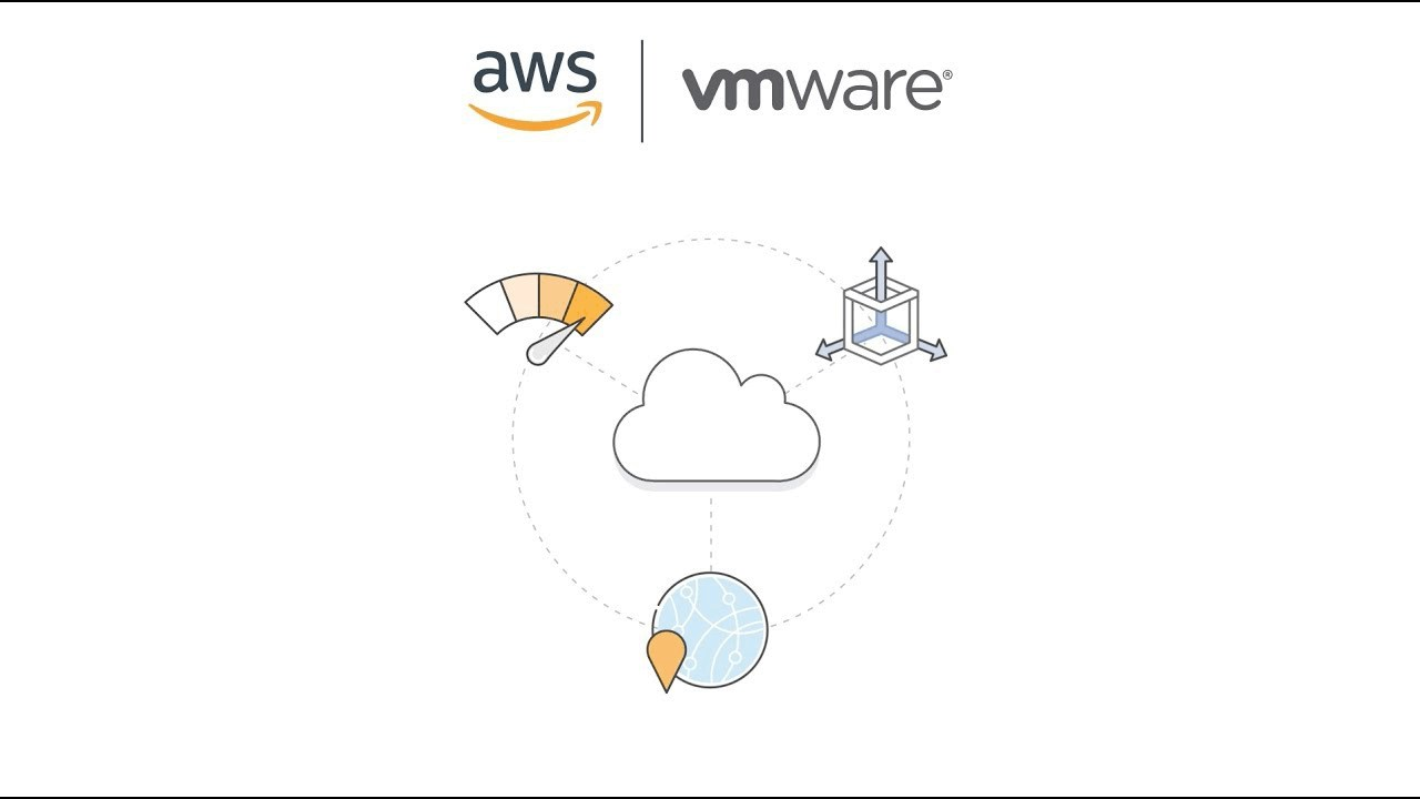 Build a Flexible, Scalable, Hybrid Architecture with VMware Cloud on AWS