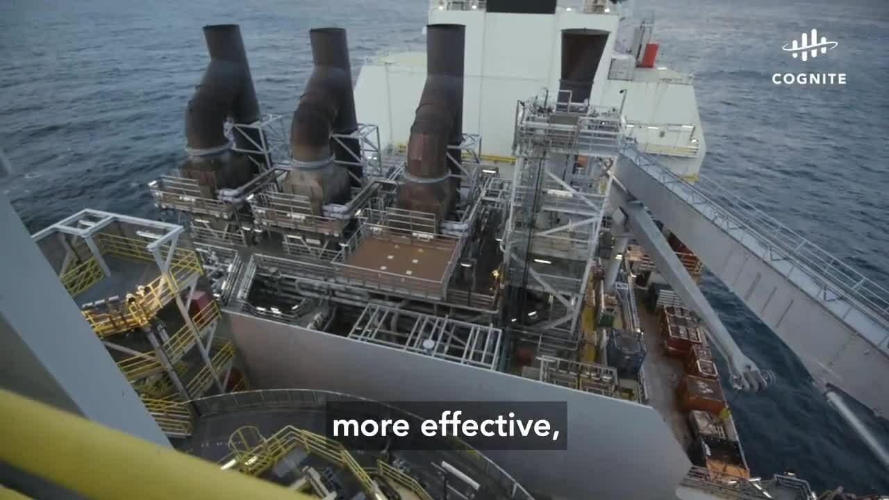 Pioneering Robotics Deployment Offshore _ Cognite + Aker BP