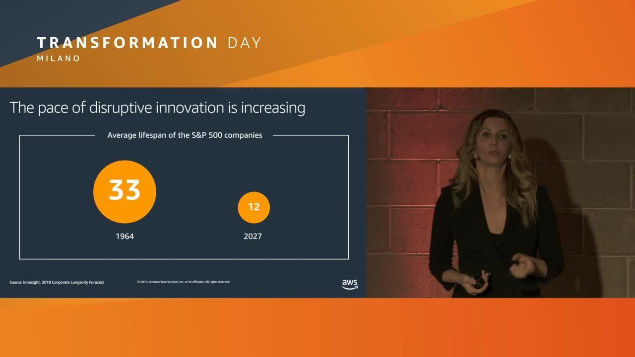 Differenziarsi attraverso l'innovazione