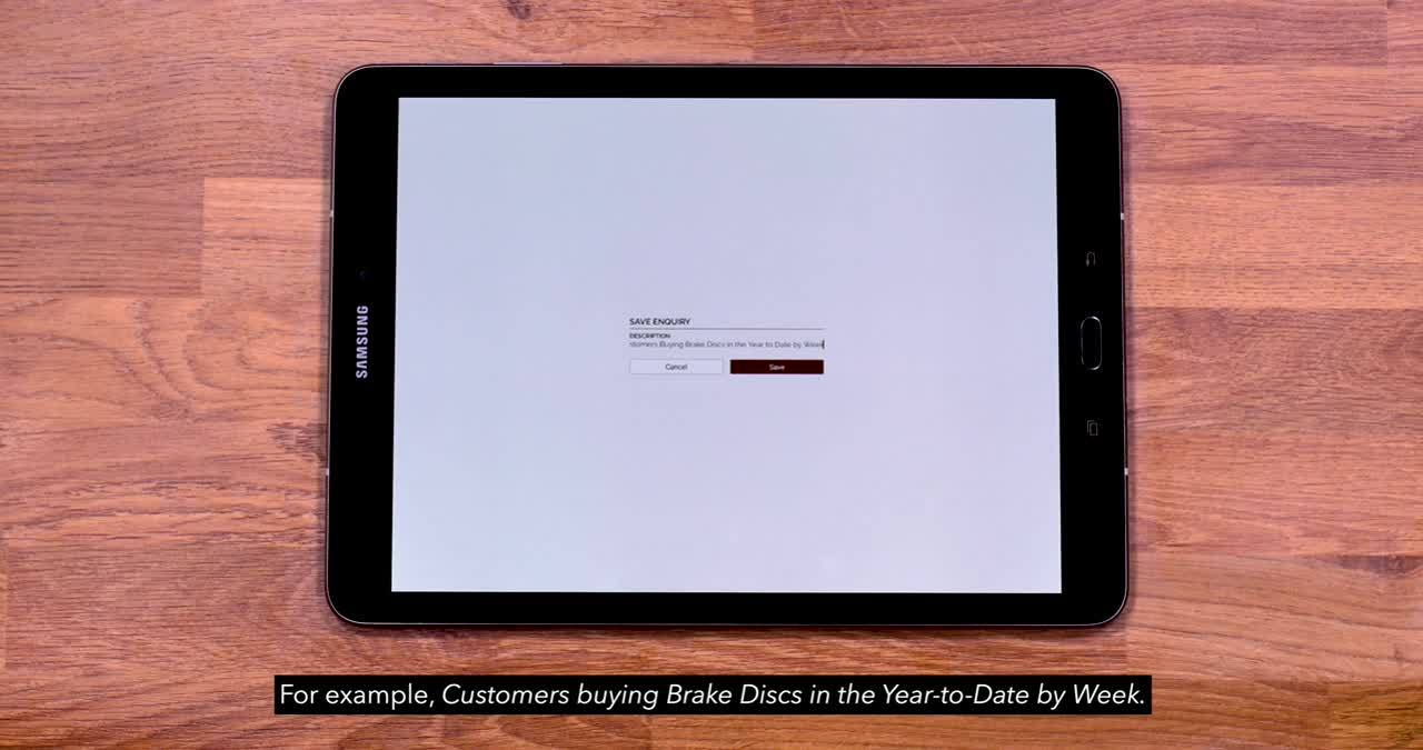 sales-i on Android_10e_How to Save an Enquiry_V2
