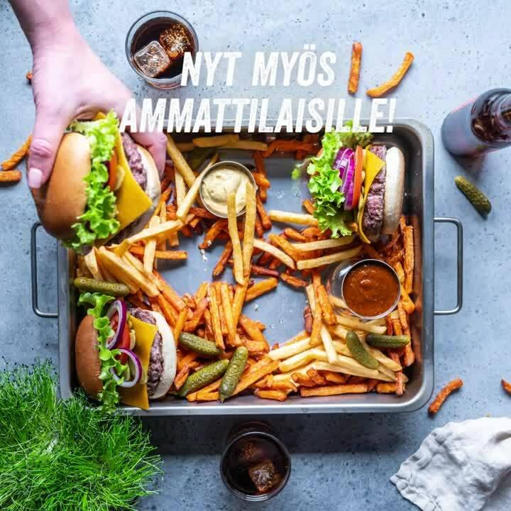 Vaasa Street Food Paremmat burgerit