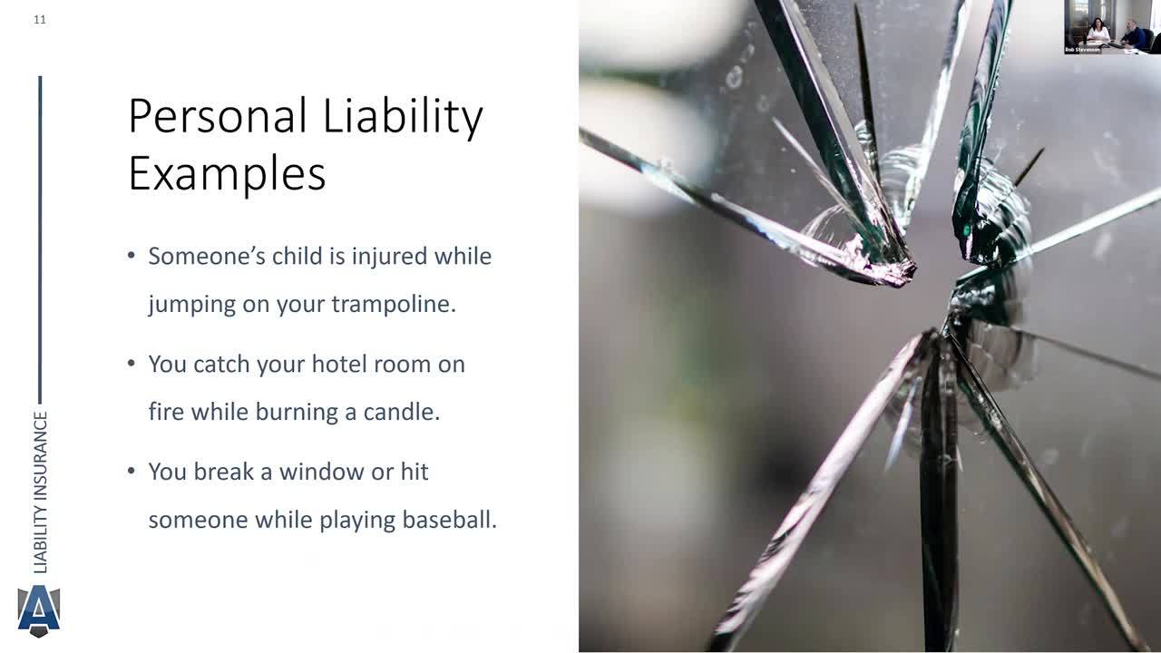 Liability Insurance - How Much is Enough - Webinar Recording - higher br