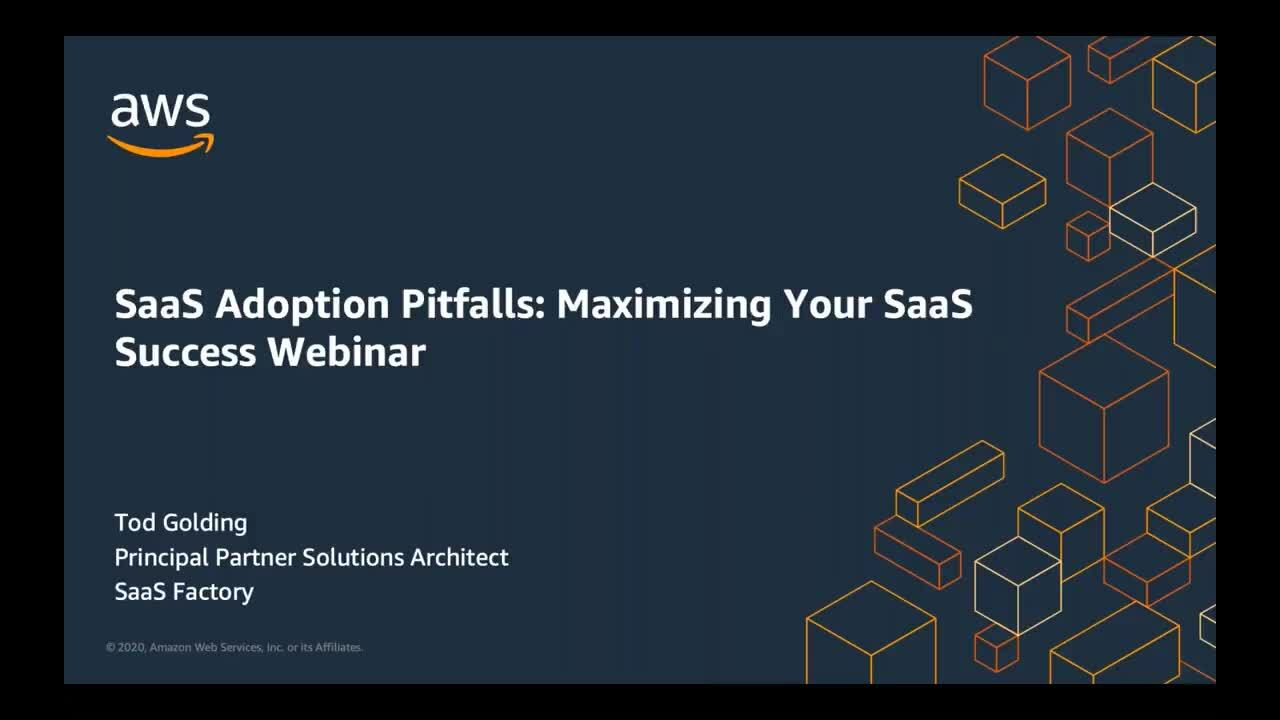 SaaS Adoption Pitfalls: Maximizing Your SaaS Success Webinar