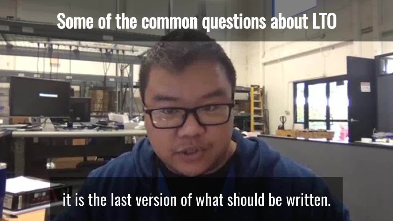 Mike - Common LTO questions (Captioned by Zubtitle) (1)