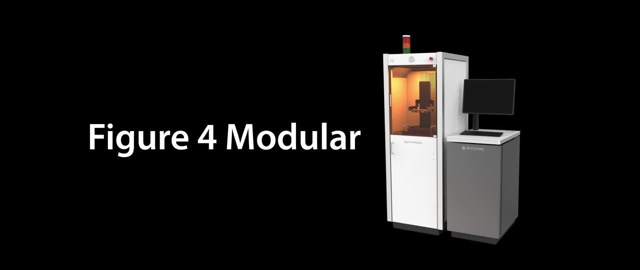 Figure 4 Modular Scalable 3D Printer