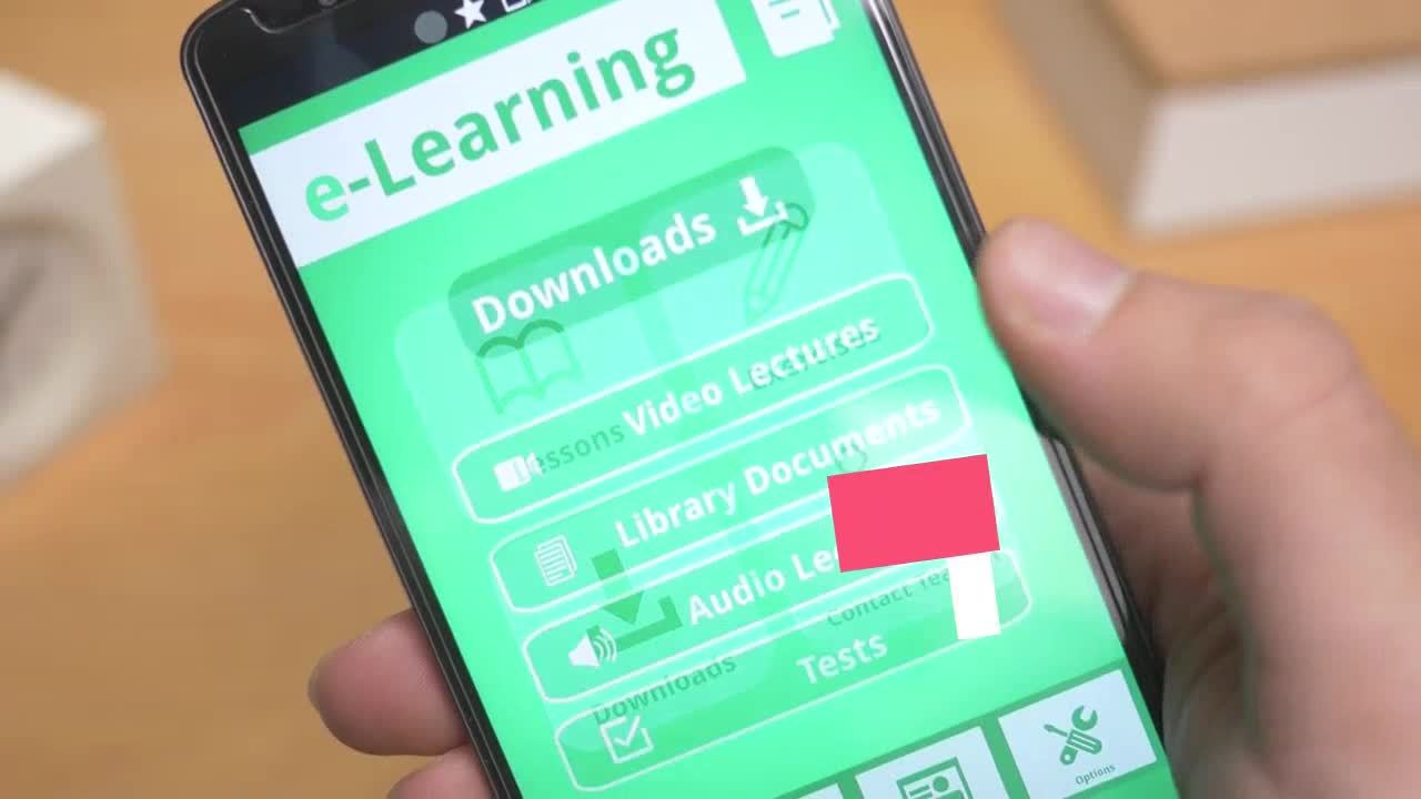 Customized eLearning Solutions-Mobile