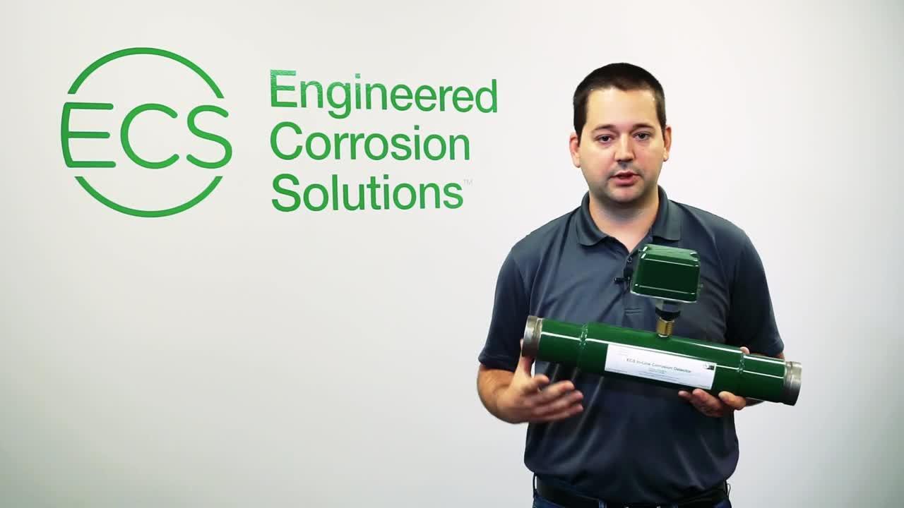 Product Demo - In-Line Corrosion Detector (ILD-X)