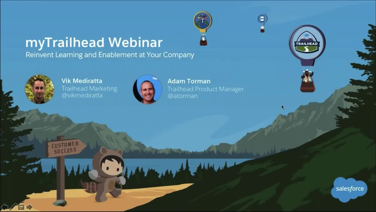 Webinar: Reinvent Learning & Enablement at Your Company