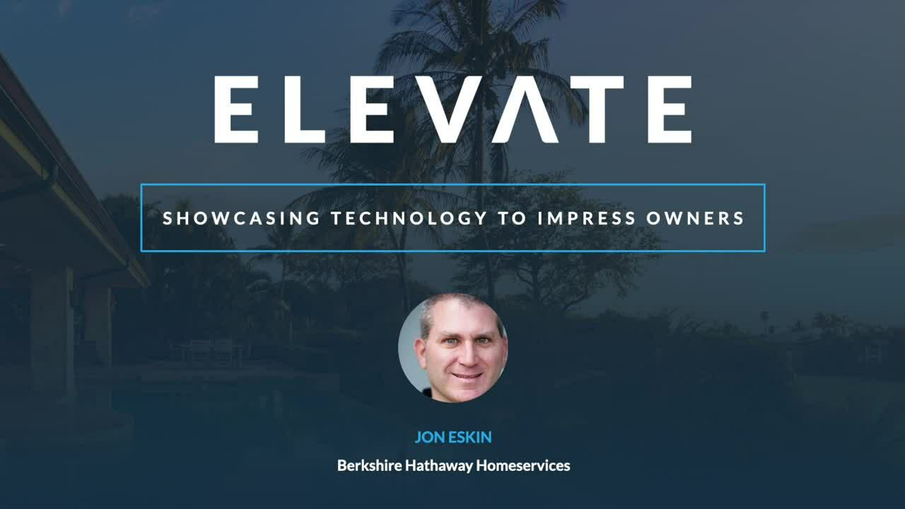 Showcasing Technology to Impress Owners