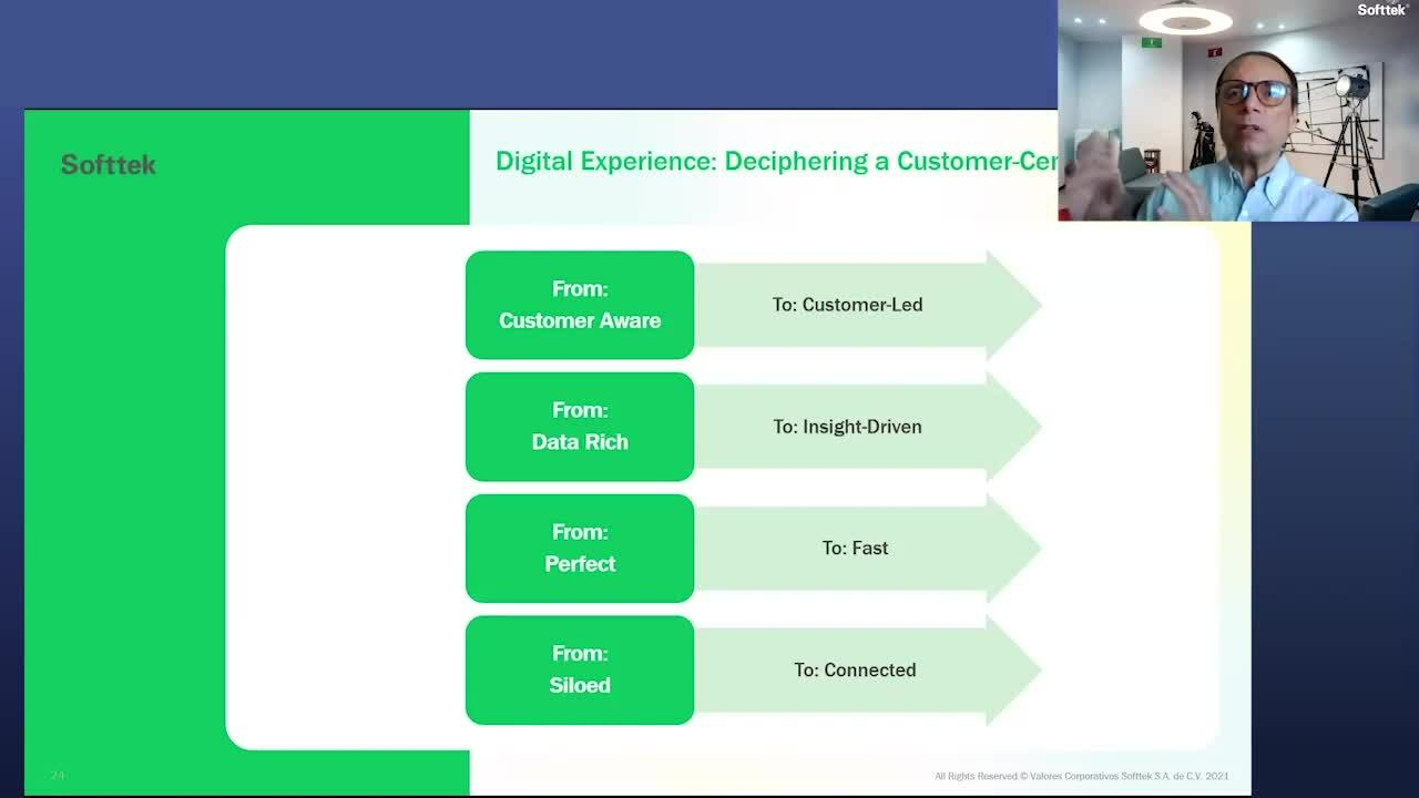 5. The evolution from Traditional to Digital Businesses-
