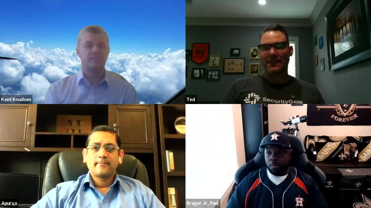 Day 1 PM CS4CA USA Panel