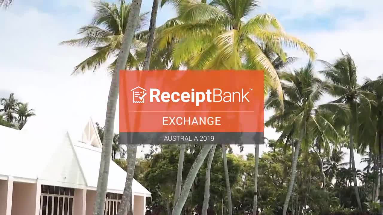 Receipt Bank Exchange Australia 2020