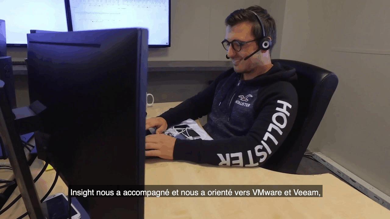 Bretagne Télécom : Projets de Cloud Privés et Hybrides