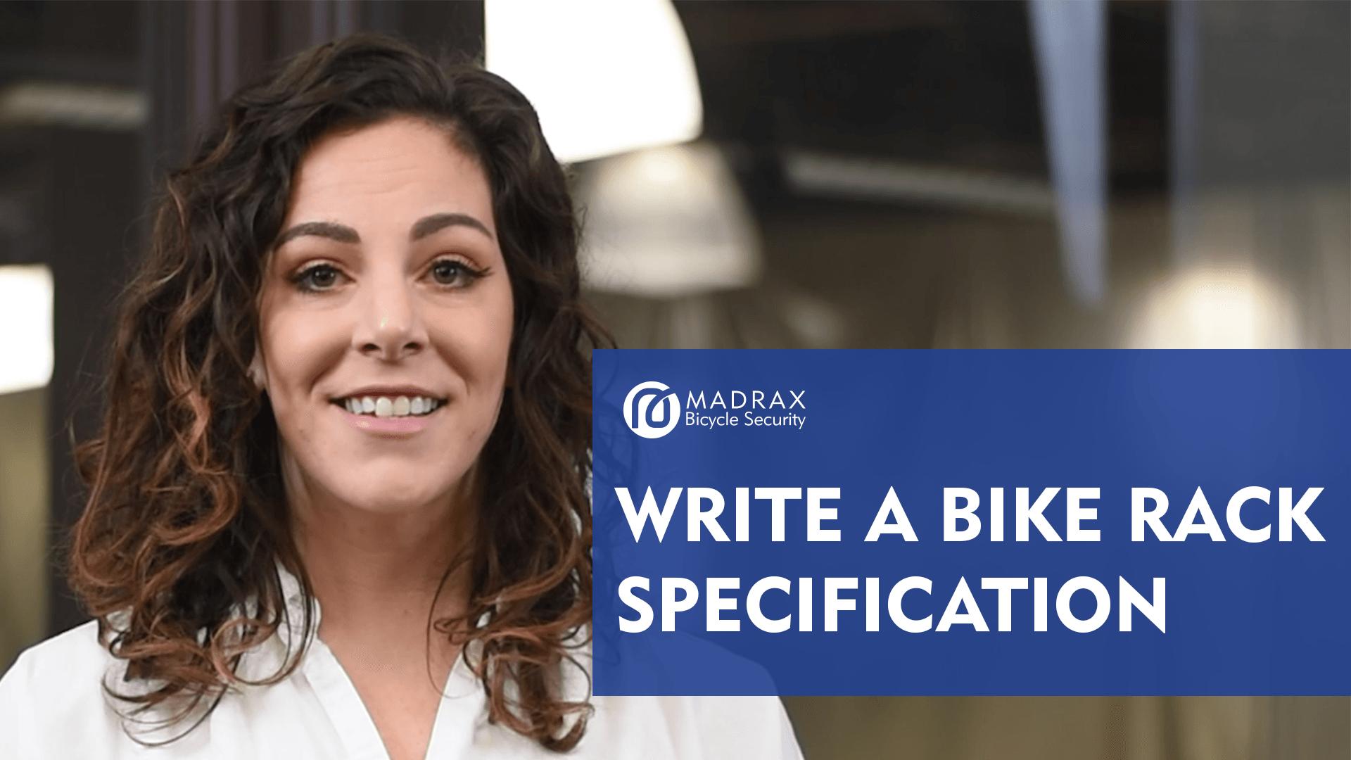 Bike Rack Specification v4
